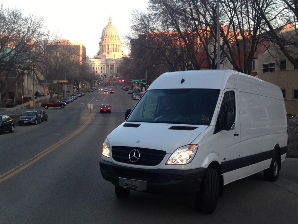 The Van in Madison, WI