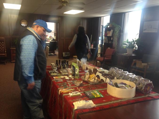 Absentee Shawnee Market Event
