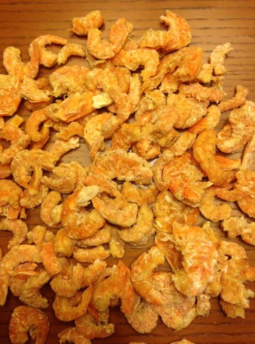 Amazing Dried Shrmp