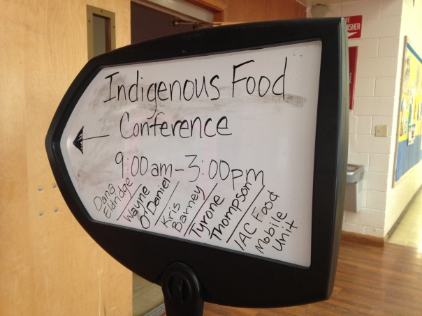 Indigenous Food Conference