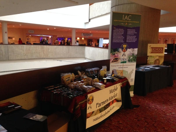 Kellogg Foundation Food & Community Conference in Detroit