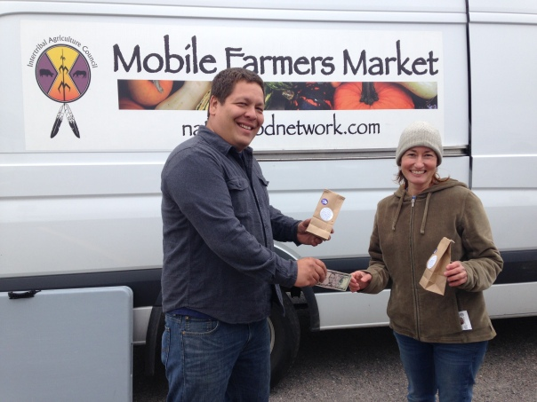 First Commercial Transaction: Inspiring and Supporting New Producers and Food Entrepreneurs
