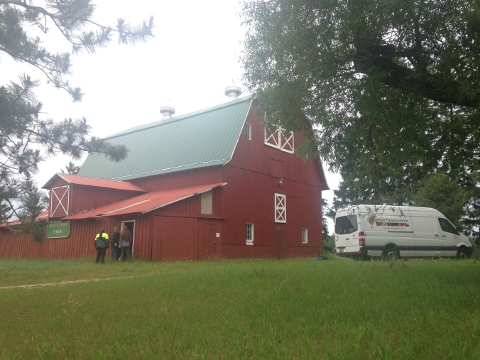Little Traverse Bay Band's New Farm