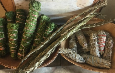 sacred medicines to involve in your holiday traditions